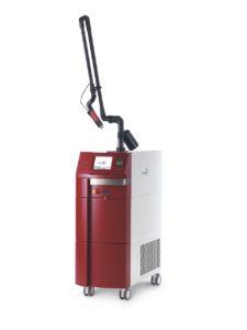 Asclepion ruby laser